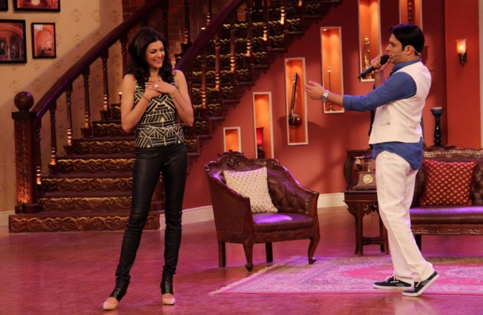 Sushmita Sen on 'Comedy Nights with Kapil'