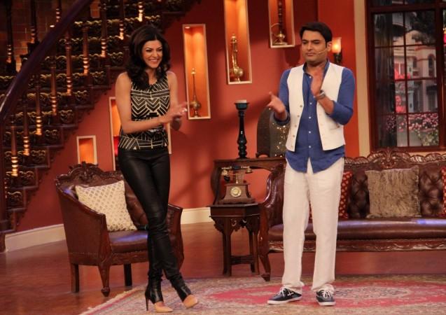 Sushmita Sen on 'Comedy Nights with Kapil'