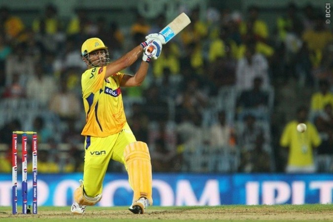 MS Dhoni celebrates Chennai Super Kings' return to IPL in unique way
