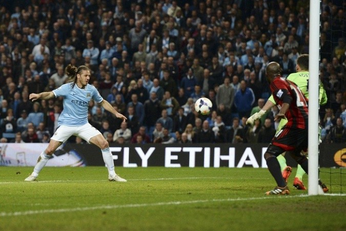 Martin Demichelis Manchester City West Brom