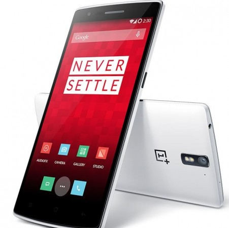OnePlus One Phablet with CyanogenMod 11S Android KitKat OS, 3GB RAM Unveiled