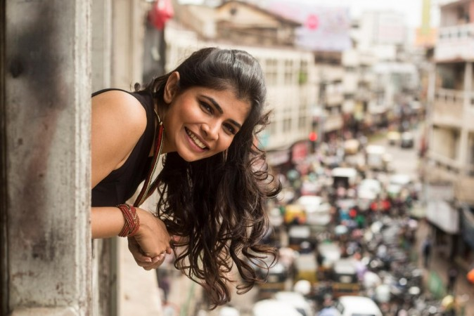 Chinmayi (Facebook/Chinmayi Sripada)