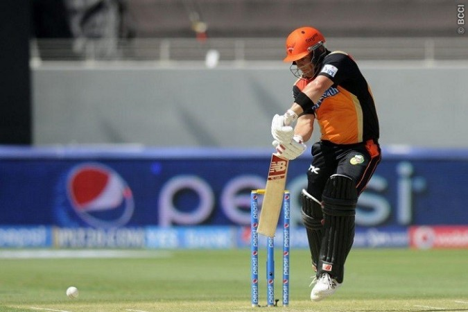 Aaron Finch Sunrisers Hyderabad