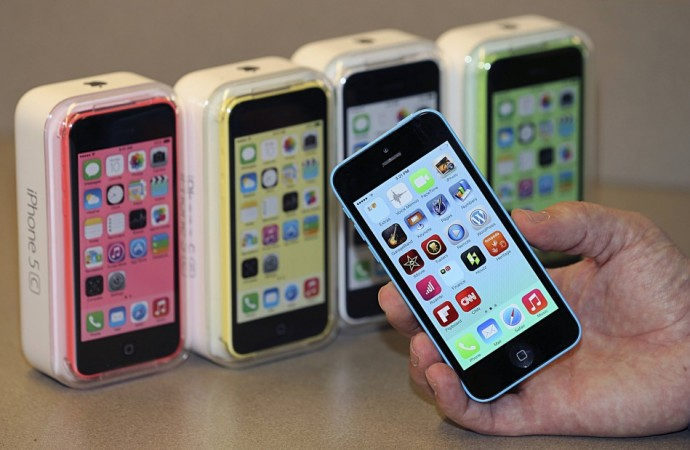 Apple IPhone 5C 8GB Shipments Land In India Tipped To Launch Few Days