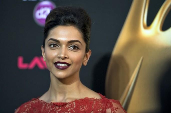 Deepika Padukone walks green carpet as she arrives for 15th annual International Indian Film Awards in Tampa