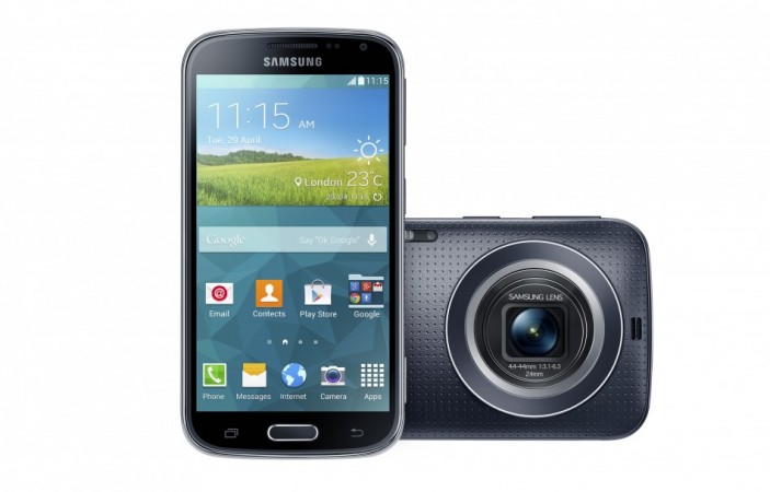 Samsung Galaxy K Zoom with 20-Megapixel Camera Launched; Specifications, Availability Details