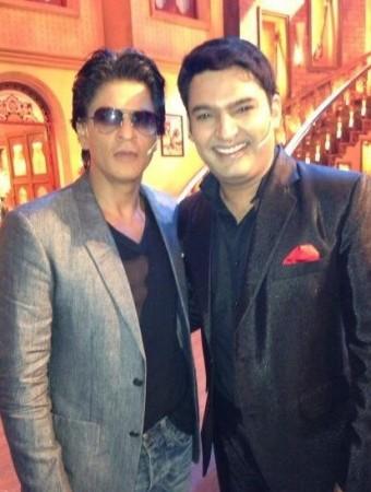 Shah Rukh Khan, Kapil Sharma