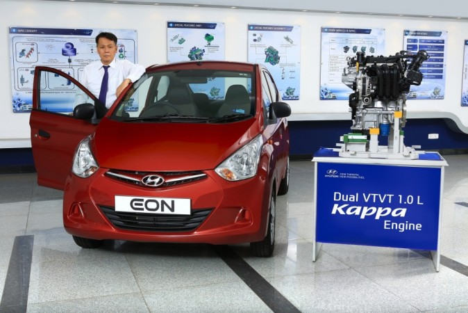 Hyundai Eon 1.0-Litre Launched In India; Price, Features Details