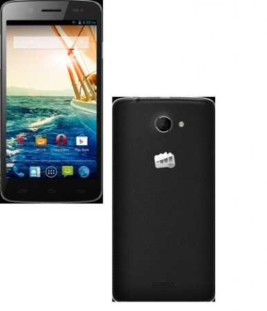 Micromax Canvas Elanza 2 Spotted Online