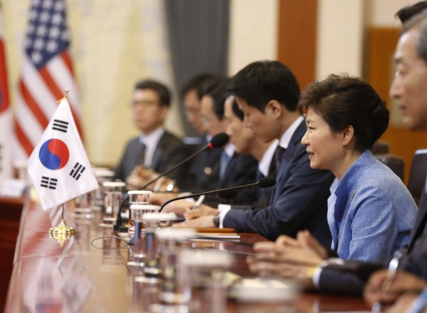 In shocking statements, North Korea has branded South's President Park Geun-hye as Prostitute, and US President Barack Obama, a 'Pimp'.