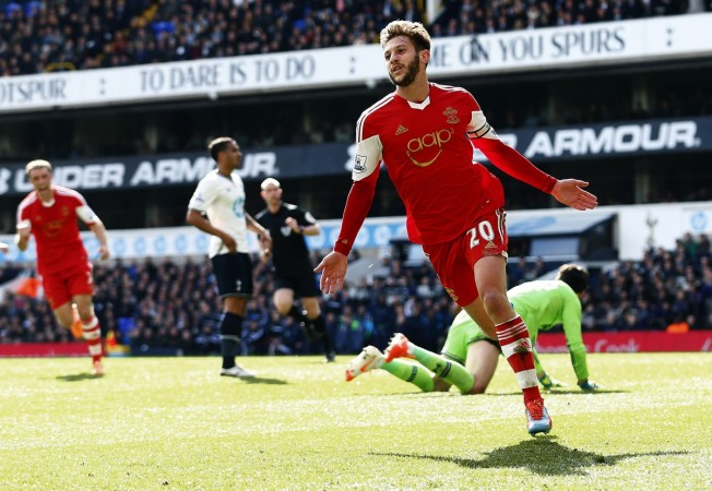 Adam Lallana is wanted by Liverpool (Reuters)