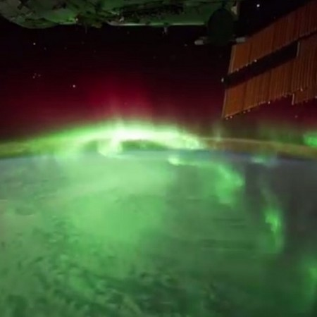 Aurora/NASA