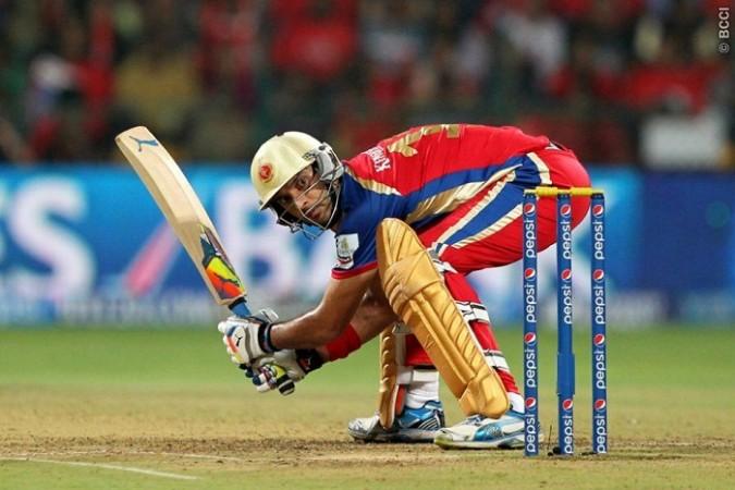 Yuvraj Singh RCB