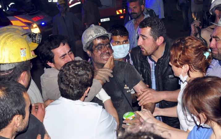 Turkey Coal Mine Fire