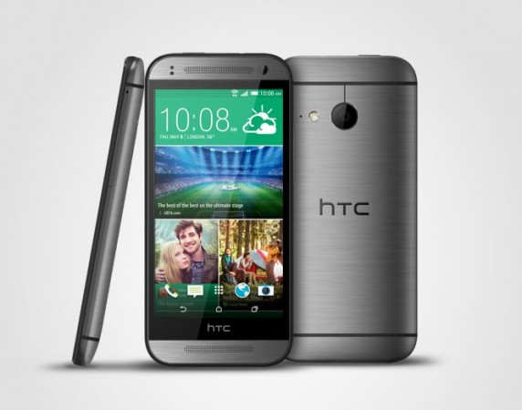HTC One Mini 2 Officially Unveiled; To Hit Stores in June