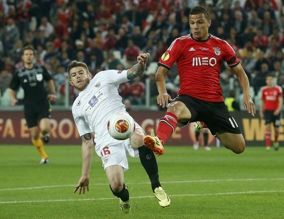 Alberto Moreno Sevilla Lima Benfica