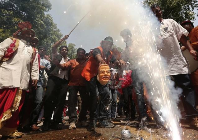 BJP Supporters
