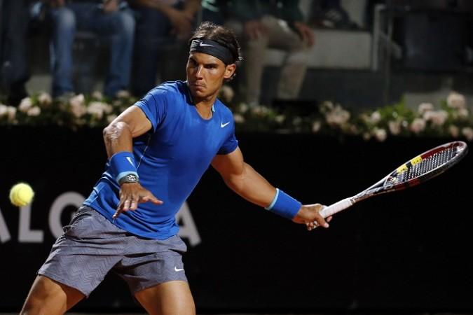 Rafael Nadal Rome Masters