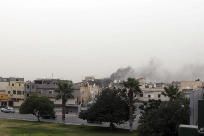 Smoke from building (Representational Image)