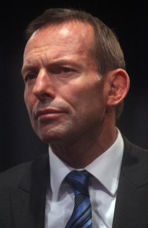Australian Prime Minister Tony Abbott has expressed his regret for winking and smiling during a radio chat with a Phone Sex Hotline Worker.