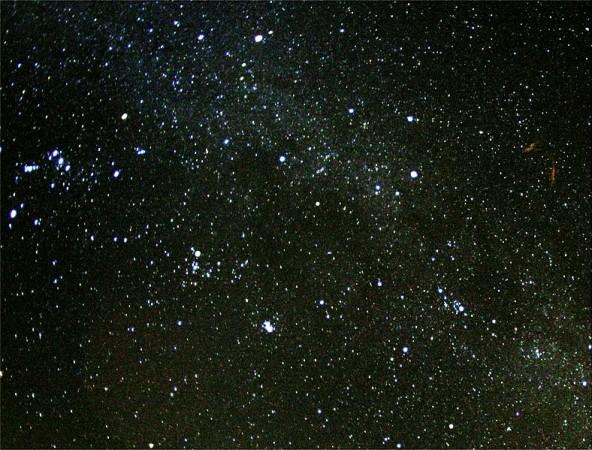 Delta Aquarid Meteor Shower [Representational Image] (Wikimedia Commons/Brocken Inaglory)