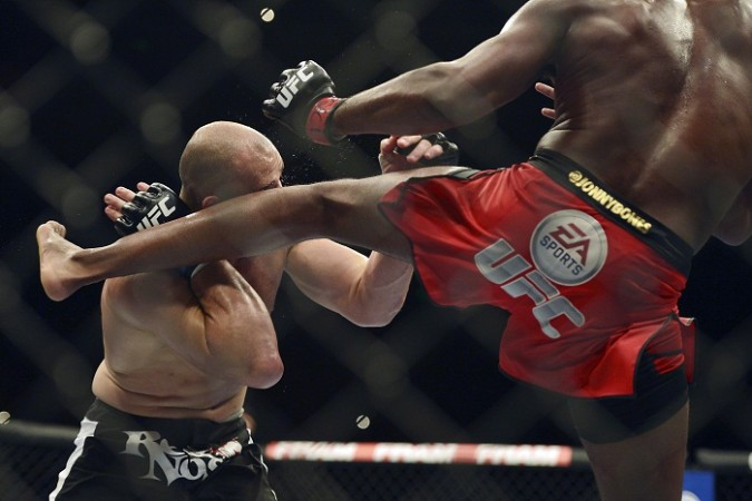 UFC Jon Jones Glover Teixeira