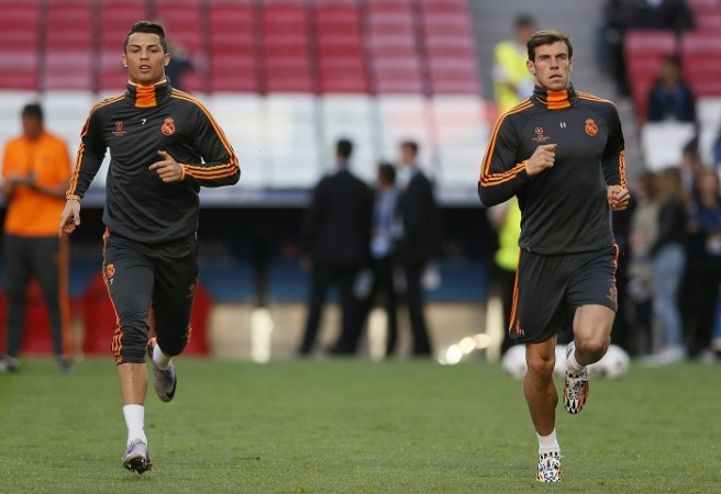Cristiano Ronaldo Gareth Bale Sunrisers Hyderabad
