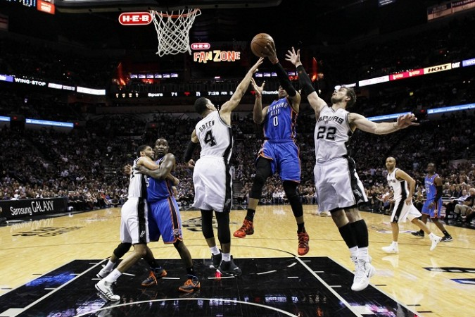 Russell Westbrook Oklahoma City Thunder
