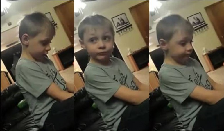 5-year-old shares his experience of having three girlfriends