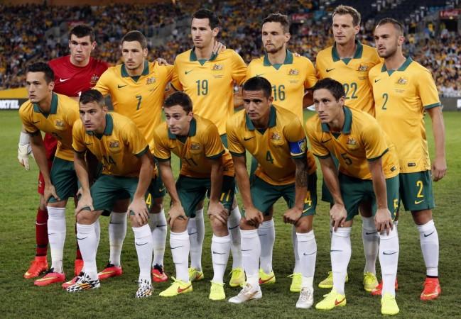 Australian football team