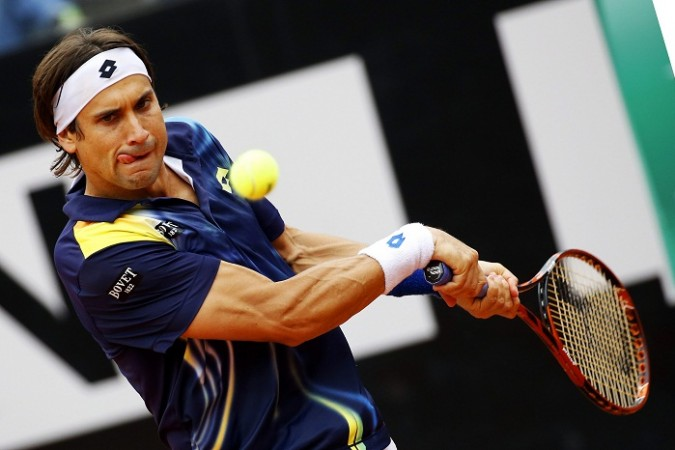 David Ferrer French Open