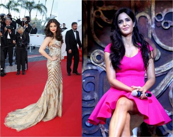 Aishwarya Rai Bachchan and Katrina Kaif