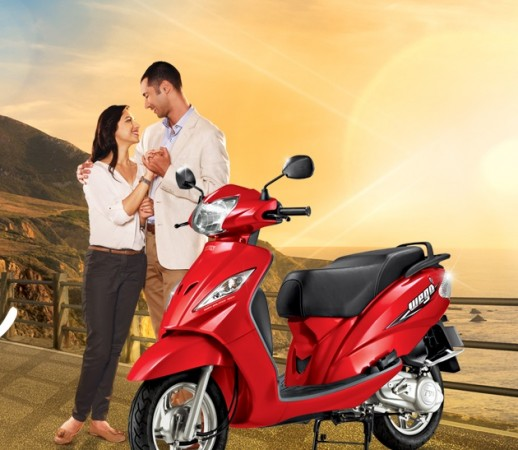 TVS Launches New Wego in India; Price, Feature Details