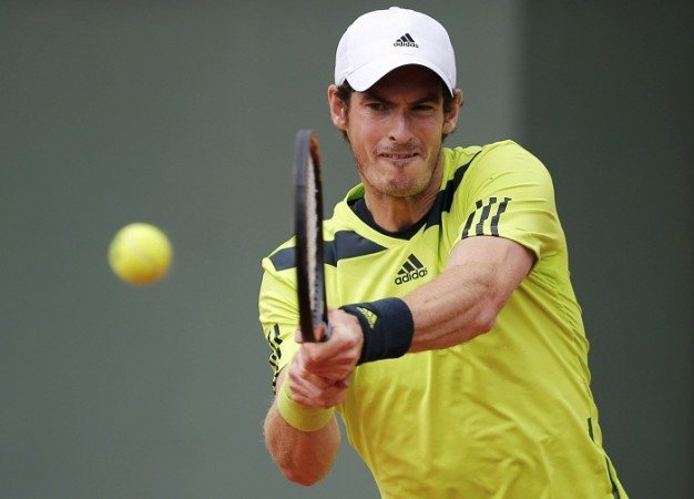 Andy Murray French Open