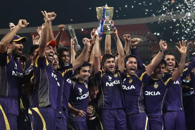 KKR IPL 2014 title