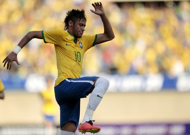 Brazil's 9-game win streak ends in Colombia; Argentina draw; Chile fall