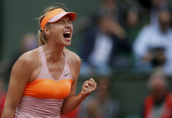 Maria Sharapova French Open
