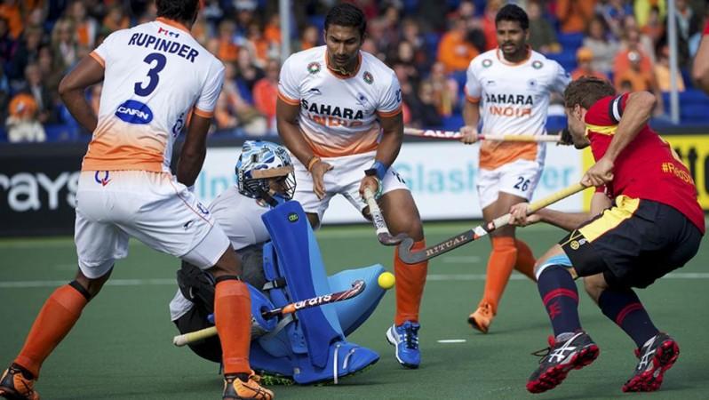 2014 Rabobank Hockey World Cup : India v Spain