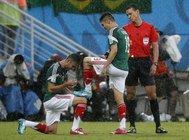 Peralta Mexico Layun