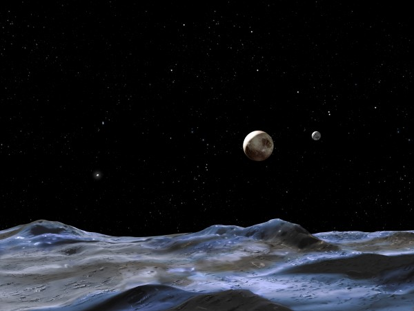 'Make Pluto A Planet Again,' 6-Year-Old Girl Tells NASA