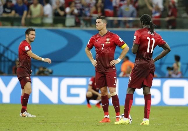 Portugal Team Cristiano Ronaldo