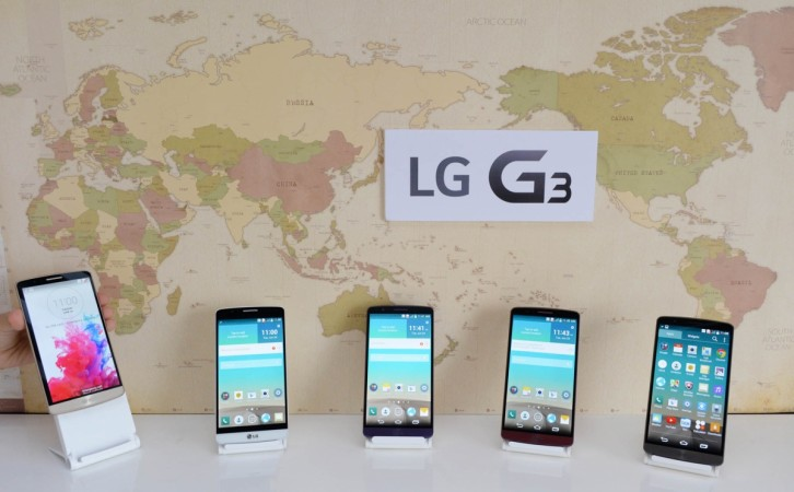 LG G3 Global Availability Details Announced; Flagship Smartphone Expected to Hit Indian Stores in July