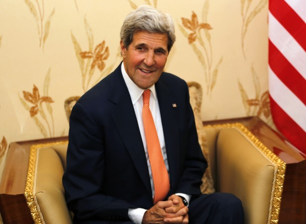 The ISIS rebels have claimed that it has seized the country's main oil refinery at Baiji, north of Baghdad as Kerry pledges support for Baghdad.
