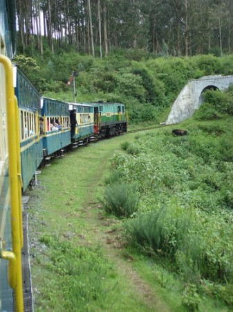 Mountain Railway of India