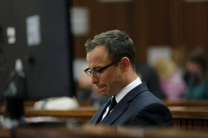 Oscar Pistorius' lawyers have criticized an Australian TV for broadcasting a footage where he reenacts the events of the night he shot his girlfriend.