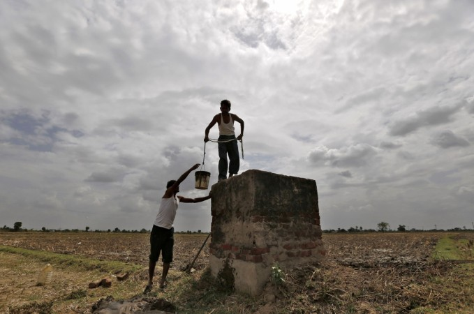 Monsoon and Agriculture (When will Indian agriculture sector gets an industrial status?- a representational picture)