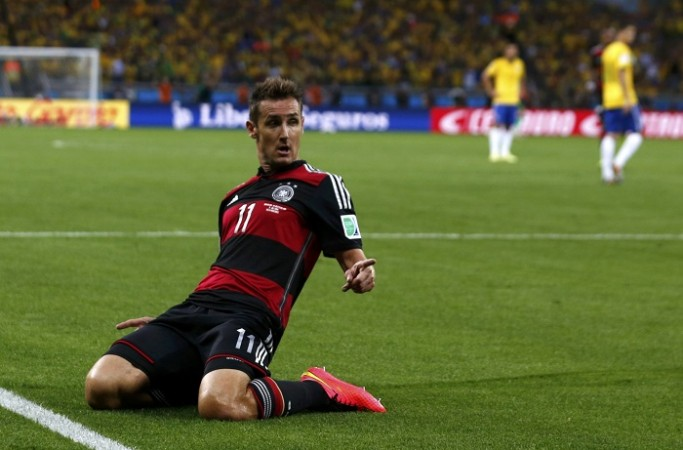 Miroslav Klose Germany