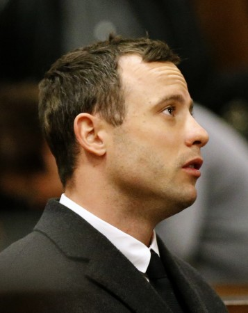 An allegedly drunk Oscar Pistorius was involved in an altercation with a businessman inside a Johannesburg club.