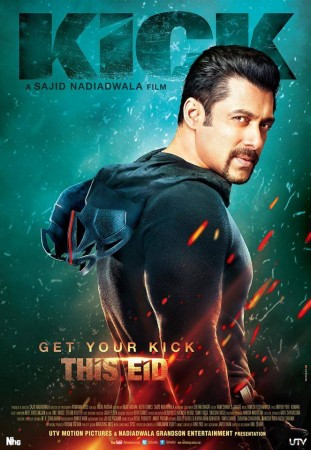 Salman Khan in 'Kick'