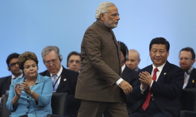 Modi at BRICS Summit